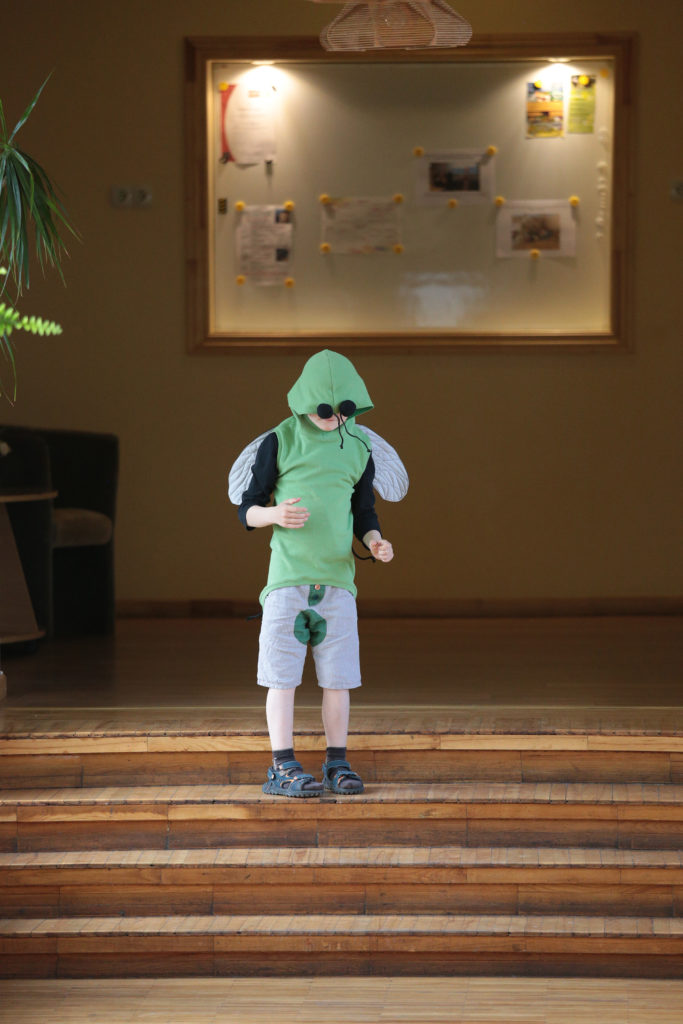 Fire fly costume
