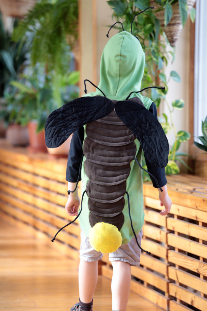 Fire fly costume for kids